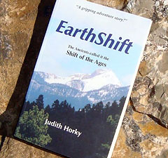 earthshift - new age book series